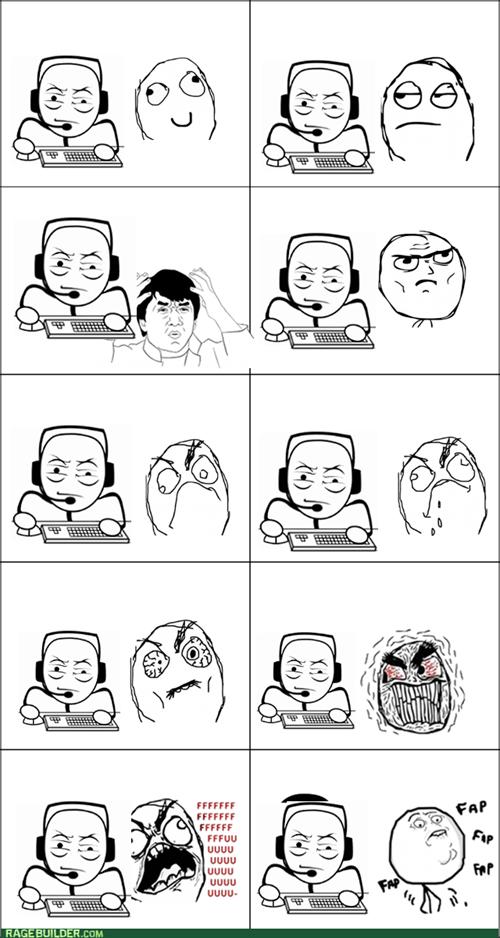 rage friends video games - 8437929728