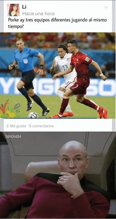 ignorancia en el futbol