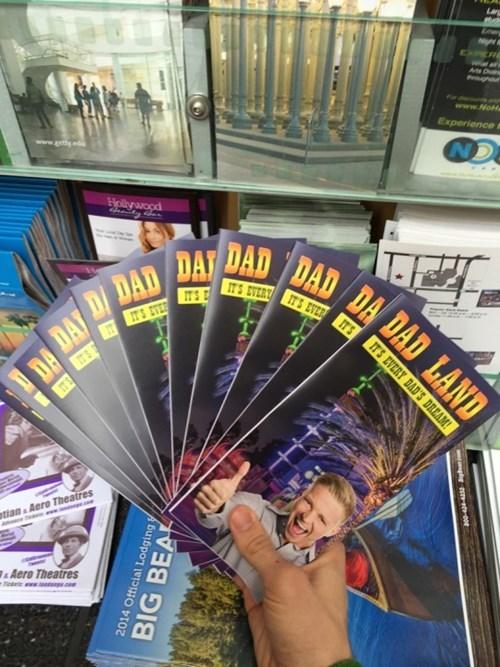 Fiction - rogh r www.NoHe Experience www.getly.ed ND Hollywaod ddy ider DAD DAY DAD DAD DA DAD LAND IT'S EVERY IT'S EVER IT'S IT'S EVERY DAD'S DREAM! DA ITS EVEE tian Aero Theatres an Aero Theatres www. .c 2014 Otficial Lodging BIG BEA