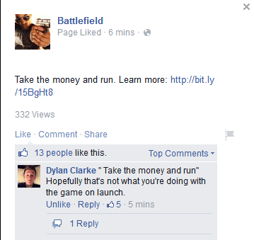 EA,facebook,battlefield