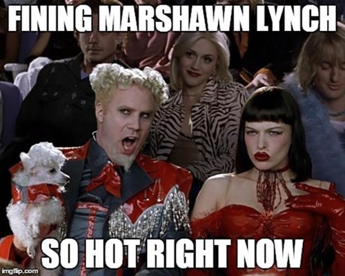 zoolander marshawn lynch mugatu - 8438026496