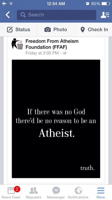 checkmate religion facepalm logic
