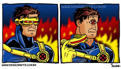 IRL cyclops web comics - 8438455296
