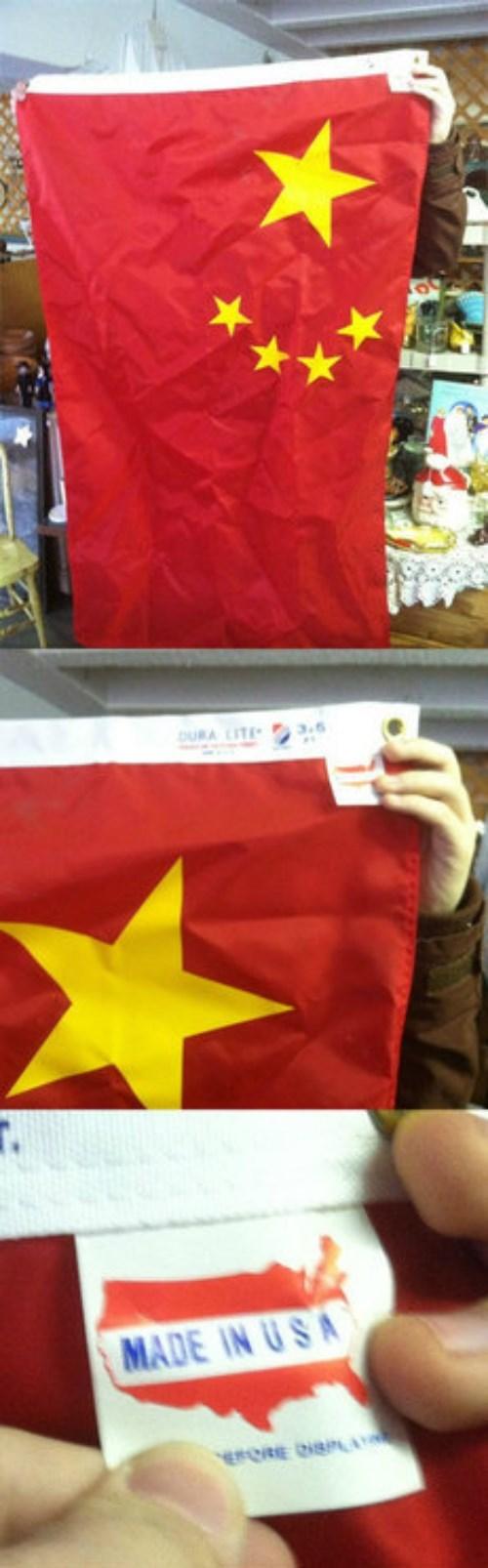 China made in usa - 8438462464
