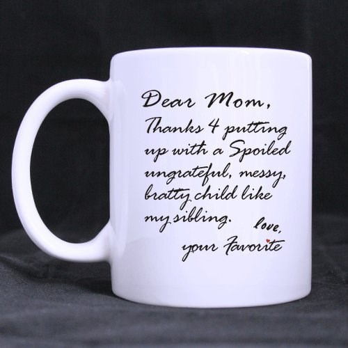 kids sibling rivalry parenting mug - 8438534656