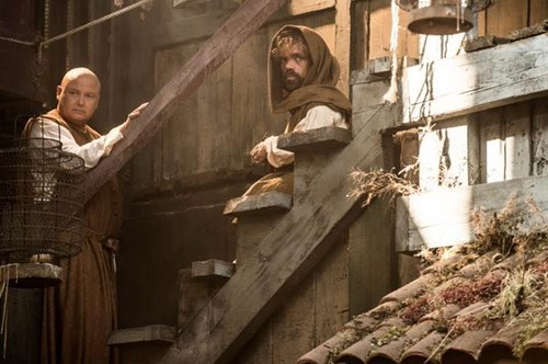 tyrion and varys season 5