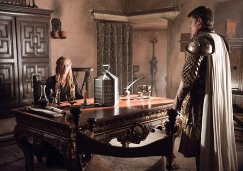 Cersei and Jaime Lannister season 5