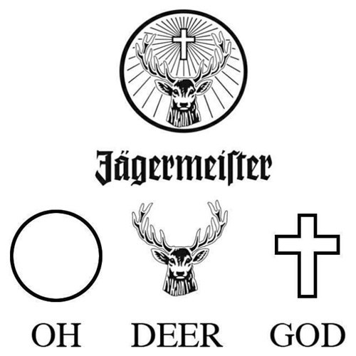 jagermeister oh deer god