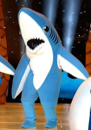 dancing wtf halftime show shark - 8439696128