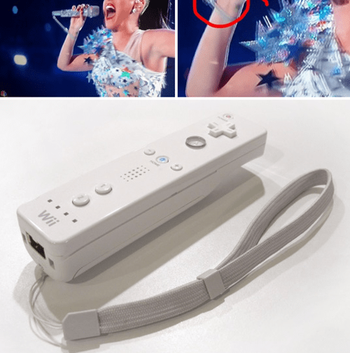 wiimote,when you see it,microphone