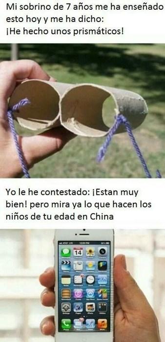 niños en Asia