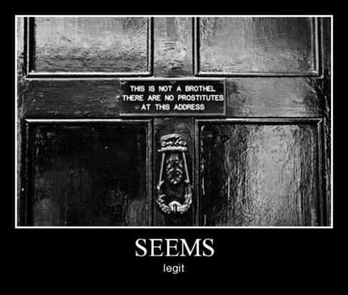 door funny seems legit - 8439861504