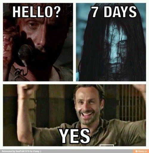 premiere mid season break The Walking Dead - 8439882240
