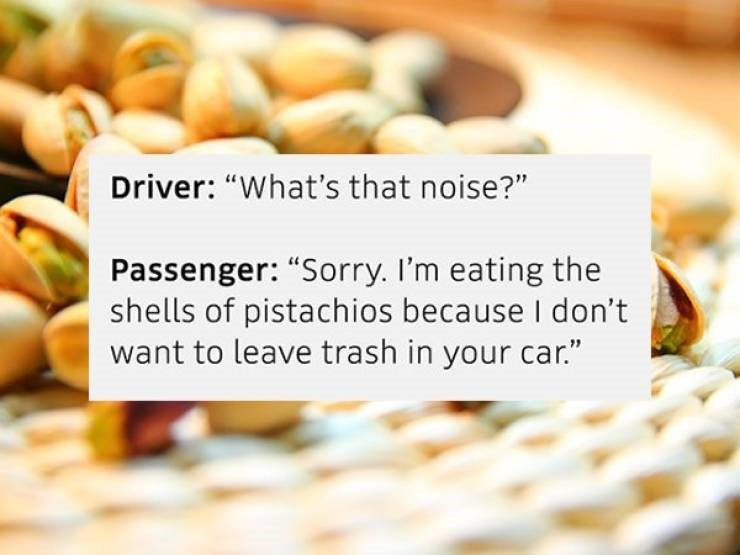 Funny stories from Uber drivers that make sense but still funny