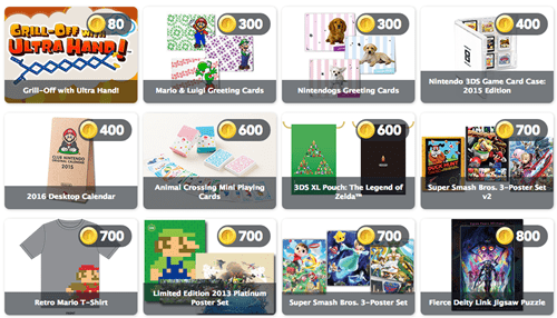 final club nintendo rewards