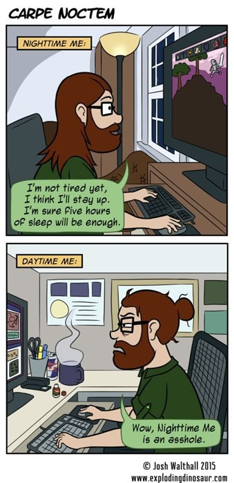 funny-web-comics-how-do-your-nights-affect-your-day