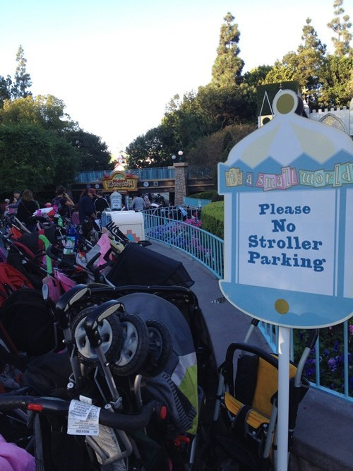 sign,disney,directions,parenting,stroller,g rated