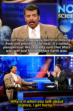 panspermia and neil degrasse tyson