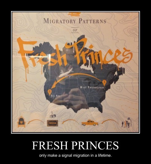 fresh prince traveling funny - 8440230144