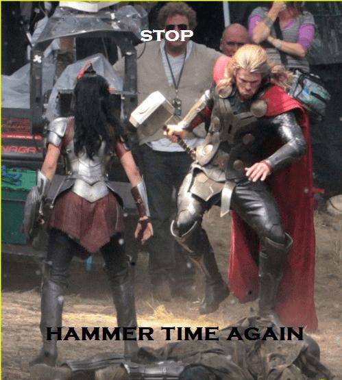 mc hammer Thor hammer time mjolnir - 8440277760