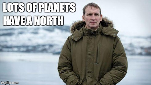 funny doctor who eccleston fortitude north