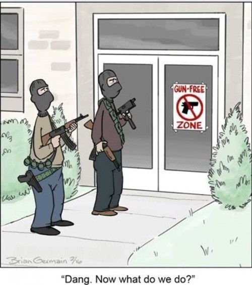 funny-web-comics-gun-free-zones-are-powerful