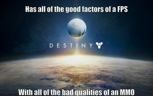destiny,MMO