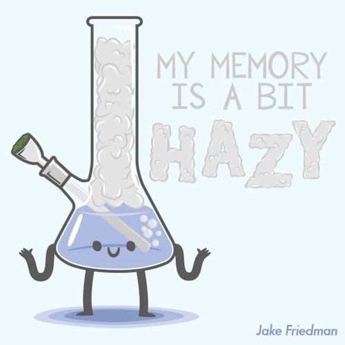 cute drawing of a bong