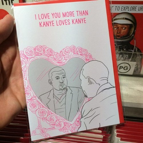 use kanye to express love this valentine's day