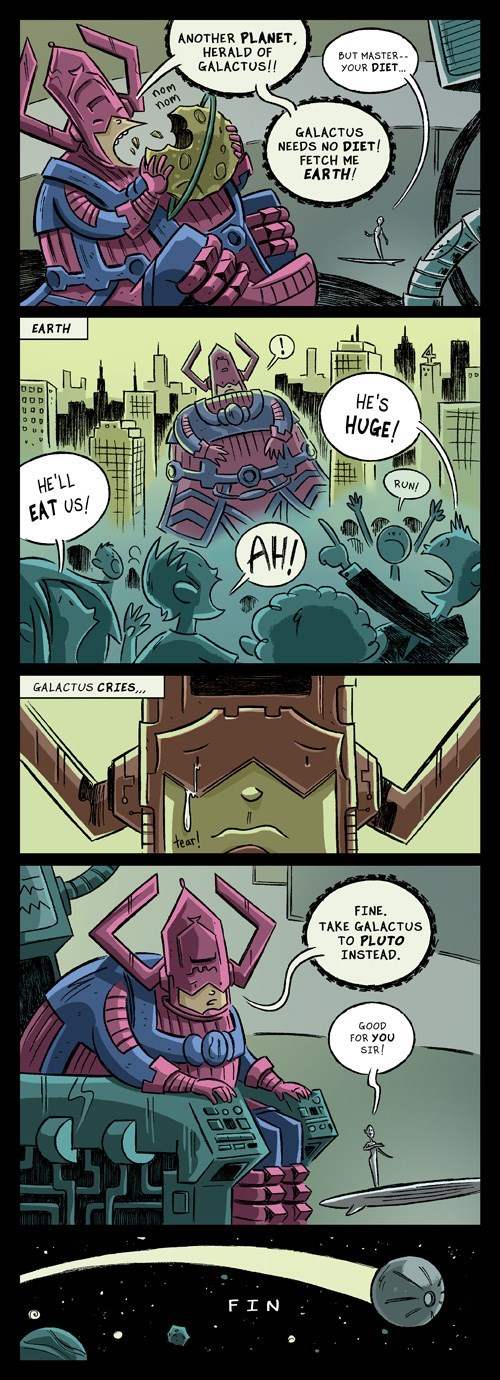 superheroes-galactus-marvel planets are fattening comic
