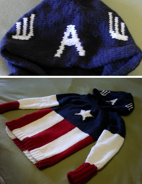geeky-crafts-knit-captain-america-hoodie-diy