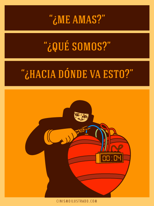 desarmando bombas