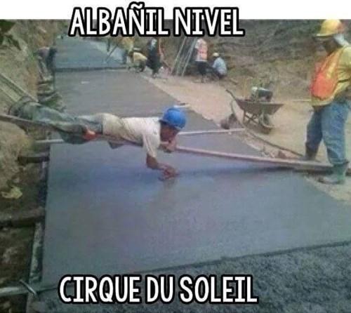 albañil