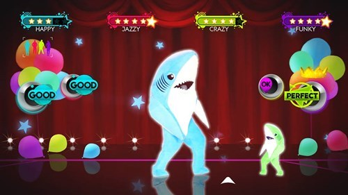 Just Dance,sharks,Ubisoft,super bowl