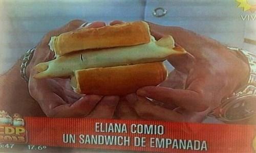 sandwich de empanada