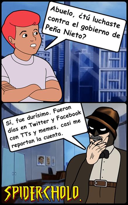 lucha en línea