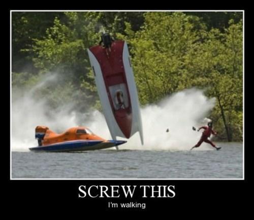 racing walk boat funny - 8441919744