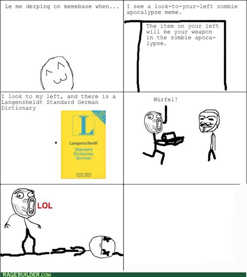 dictionary Memes zombie apocalypse - 8441953280