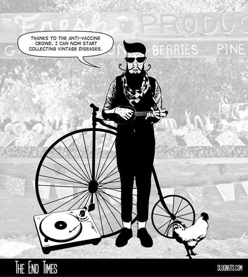 anti-vaccination hipsters idiots web comics - 8442074624