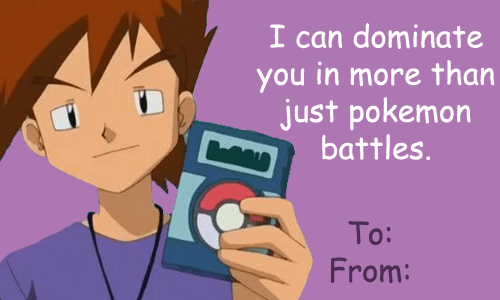 valentine's day, gary oak,