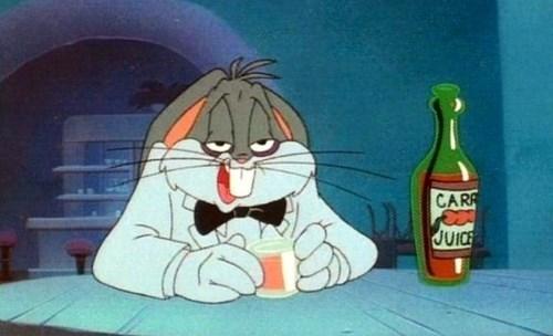 bugs bunny got drunk