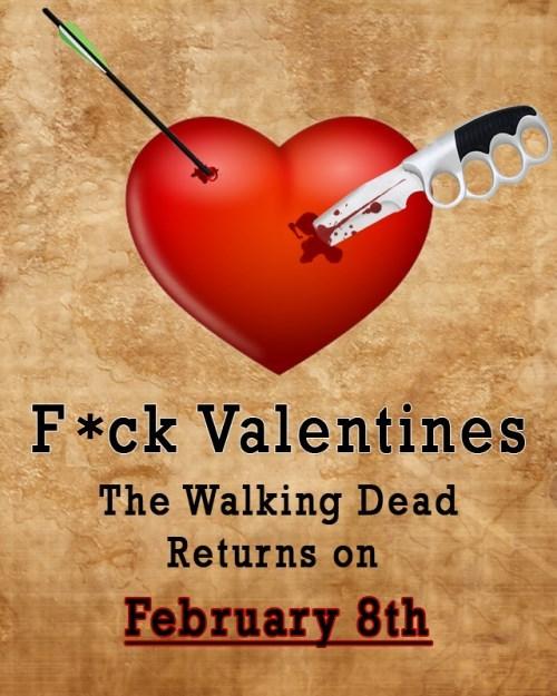 funny-walking-dead-screw-valentines-day-walking-dead-is-on