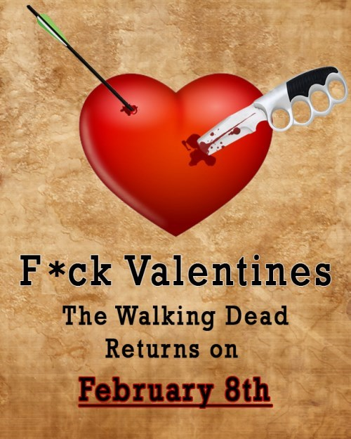 funny-walking-dead-screw-valentines-day-walking-dead-is-on