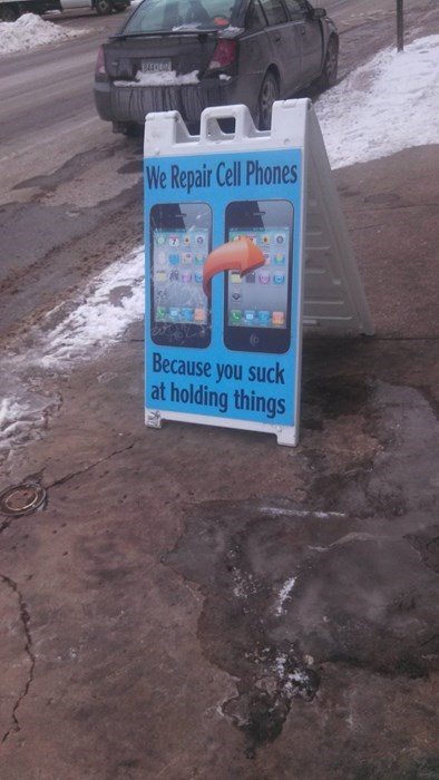 funny-phone-fail-sign-business