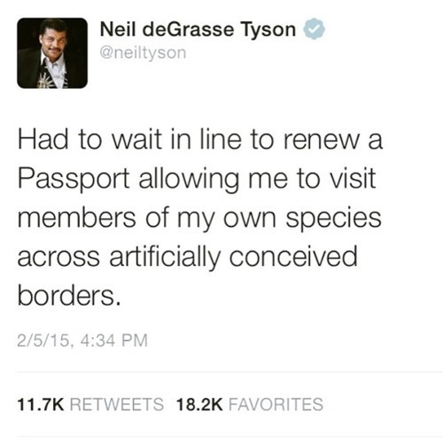 passports and neil degrasse tyson