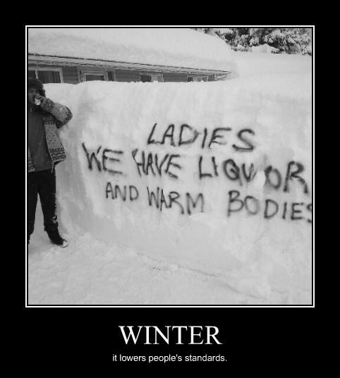 wtf gross winter liquor funny - 8443605504