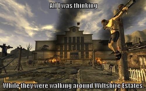 fallout new vegas The Walking Dead - 8443772416