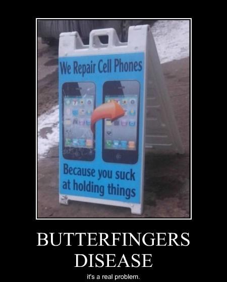 disease funny butterfingers - 8443849984