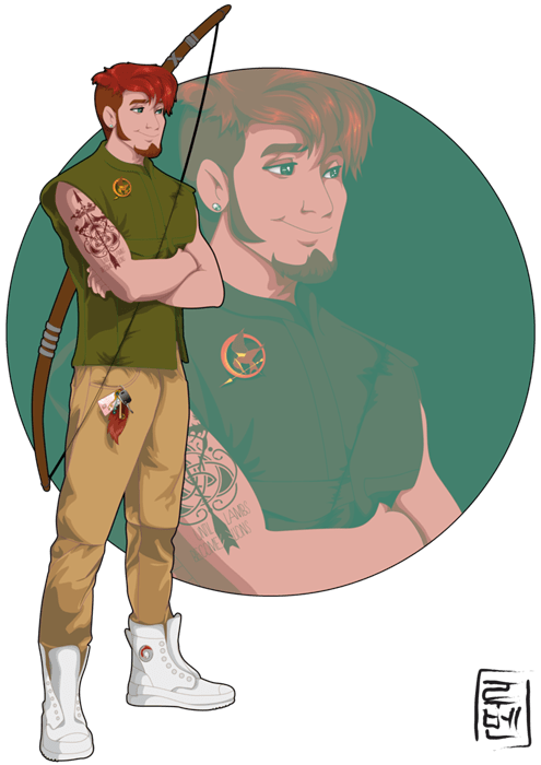 robin hood disney university fan art