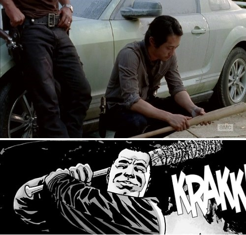 funny-walking-dead-glenns-bat-looks-like-negan-foreshadowing